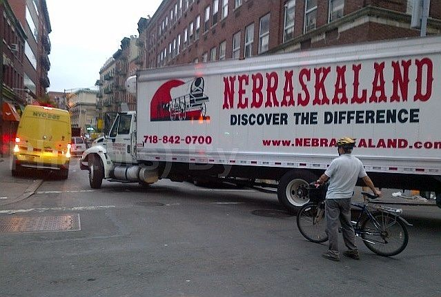 """Jeff Glovsky (Photo By) - """"Not in Kansas ... """""""