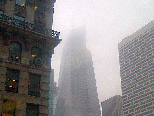 Jeff Glovsky (Photo By) - 'Through Fog 2'