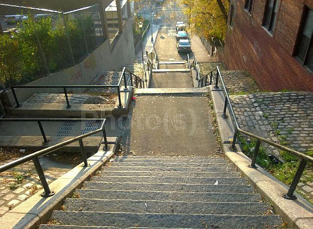 "Jeff Glovsky (Photo By) - ""Steps Ahead"""