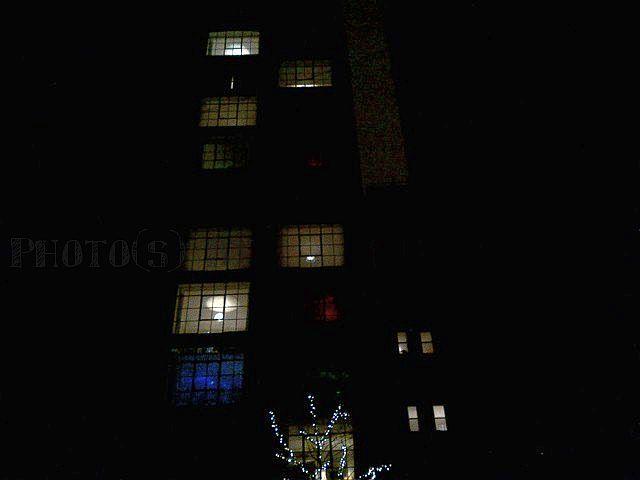 """Jeff Glovsky (Photo By) - """"Night Watch (Blue)"""""""