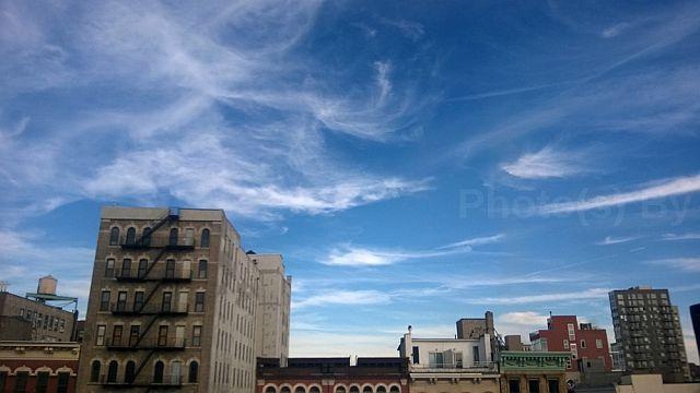 """Jeff Glovsky (Photo By) - """"Skyline"""""""