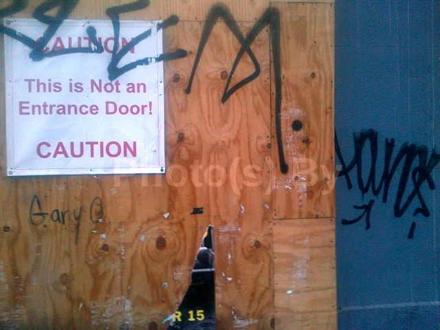 Photo(s) by Jglo - 'Not a Door'