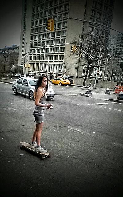 Photo(s) by Jglo - 'Traffic Stopper'