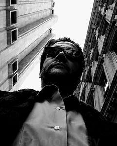 Jeff Glovsky Black & White